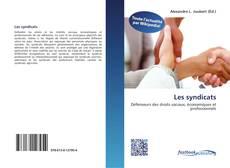 Les syndicats kitap kapağı