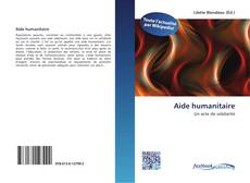 Bookcover of Aide humanitaire