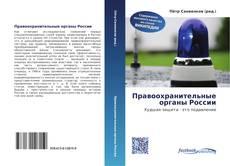 Couverture de Правоохранительные органы России