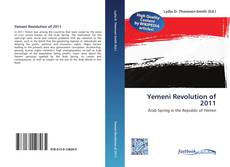 Bookcover of Yemeni Revolution of 2011