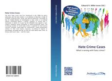 Capa do livro de Hate Crime Cases