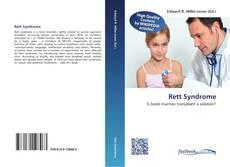 Обложка Rett Syndrome
