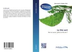 Обложка Le thé vert