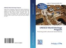 Bookcover of UNESCO World Heritage Program