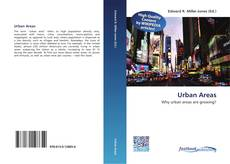 Couverture de Urban Areas