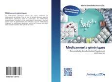 Médicaments génériques kitap kapağı