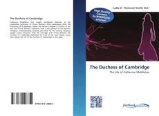 Borítókép a  The Duchess of Cambridge - hoz