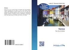 Portada del libro de Venice