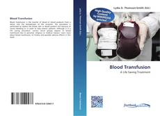 Bookcover of Blood Transfusion
