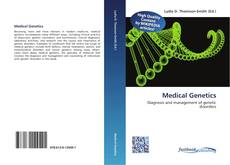 Medical Genetics kitap kapağı
