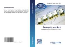 Couverture de Economic sanctions