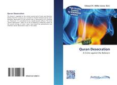 Bookcover of Quran Desecration
