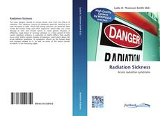 Bookcover of Radiation Sickness