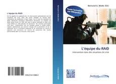 Bookcover of L'équipe du RAID