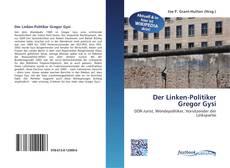 Buchcover von Der Linken-Politiker Gregor Gysi