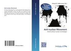 Anti-nuclear Movement kitap kapağı