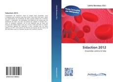 Portada del libro de Sidaction 2012