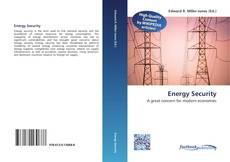 Capa do livro de Energy Security