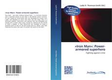 Buchcover von «Iron Man»: Power-armored superhero