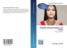 Обложка Gender discrimination in India