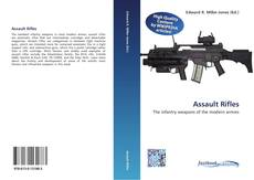 Capa do livro de Assault Rifles
