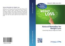 Bookcover of Natural Remedies for Weight Loss