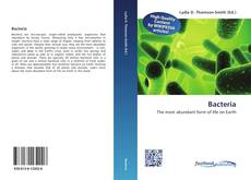 Bookcover of Bacteria
