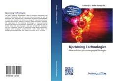 Capa do livro de Upcoming Technologies
