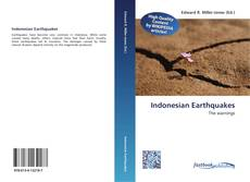 Indonesian Earthquakes kitap kapağı