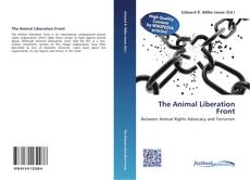 Capa do livro de The Animal Liberation Front