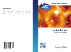 Bookcover of Light pollution