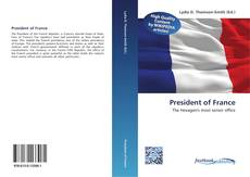 Bookcover of President of France