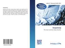 Capa do livro de Insomnia