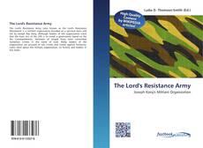Portada del libro de The Lord's Resistance Army