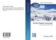 Обложка Earth's highest mountain