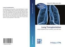 Bookcover of Lung Transplantation