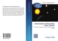 Bookcover of Colonization of the Outer Solar System
