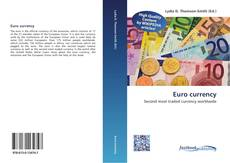 Bookcover of Euro currency