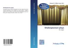 Couverture de Shakespearean plays