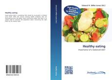 Bookcover of Healthy eating