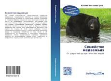 Bookcover of Семейство медвежьих
