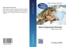 Bookcover of Manic-depressive disorder