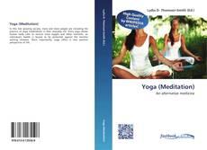 Copertina di Yoga (Meditation)