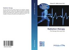 Portada del libro de Radiation therapy