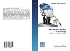 Humanoid Robot Technology kitap kapağı