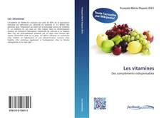 Обложка Les vitamines