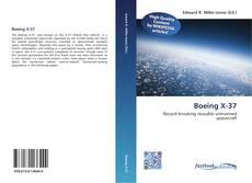 Capa do livro de Boeing X-37