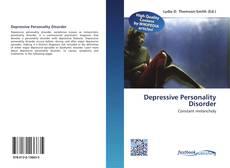 Depressive Personality Disorder kitap kapağı