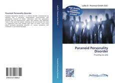 Paranoid Personality Disorder kitap kapağı
