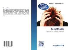 Bookcover of Social Phobia